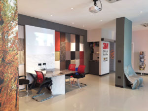 My Wrapping: showroom sede di Napoli