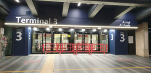 My Wrapping: Restyling ingresso terminal aeroporto Roma