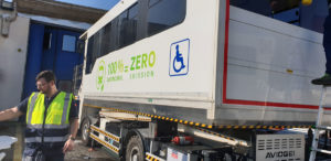 My Wrapping: wrapping per restylng Ambulift (mezzi speciali)