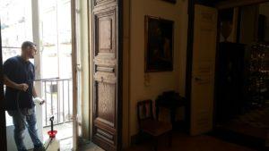 My Wrapping: Pellicole di Sicurezza per adeguamento vetri alla normativa vigente del Pio Monte della Misericordia